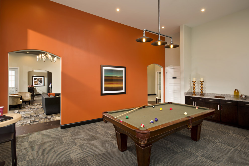 The Kensington at Halfmoon offers luxury amenities for residents